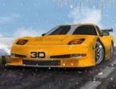 3D Frío Racer