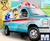 Super Ambulancia Camión Jinete