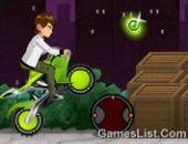 Ben 10 Xtreme Bicicleta Tiempo