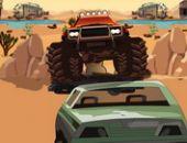 Desierto De Los Grandes Monstruos De 2