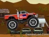 Fuerte Monster Viaje Del Camión