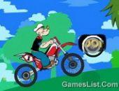 Super De La Moto De Popeye