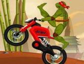 Las Tortugas Ninja Velocidad De Acrobacias