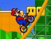 Mario BMX Rápido Aventura