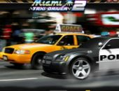 Miami Conductor De Taxi 2