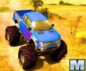 Monster Truck Adventure 3 Juego