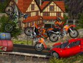 Motocross De Montaña De La Locura