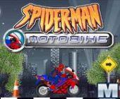 Spiderman Mejor Moto