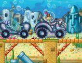 Spongebob Mejor Tractor