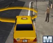 Taxi de New York Licence en 3D