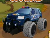 Texas Policía Offroad