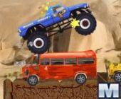 Viaje De Camiones De Monstruo 3