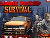 Zombie De Recogida De Supervivencia
