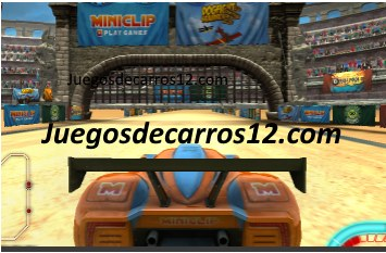 Carrera de Arena 3D