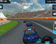 Trueno de carreras 3D